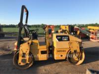 CATERPILLAR TANDEMVIBRATIONSWALZE, ASPHALT CB34 equipment  photo 1