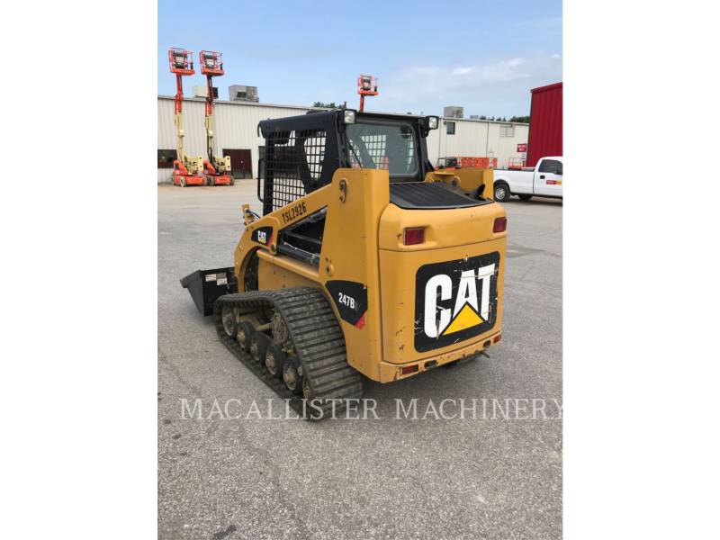 CATERPILLAR DELTALADER 247B3 equipment  photo 3