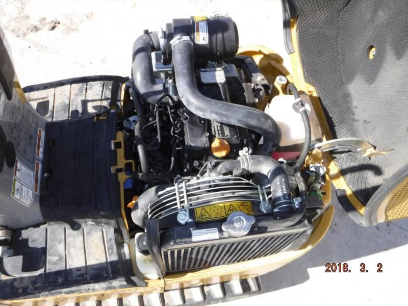 CATERPILLAR トラック油圧ショベル 300.9D equipment  photo 10