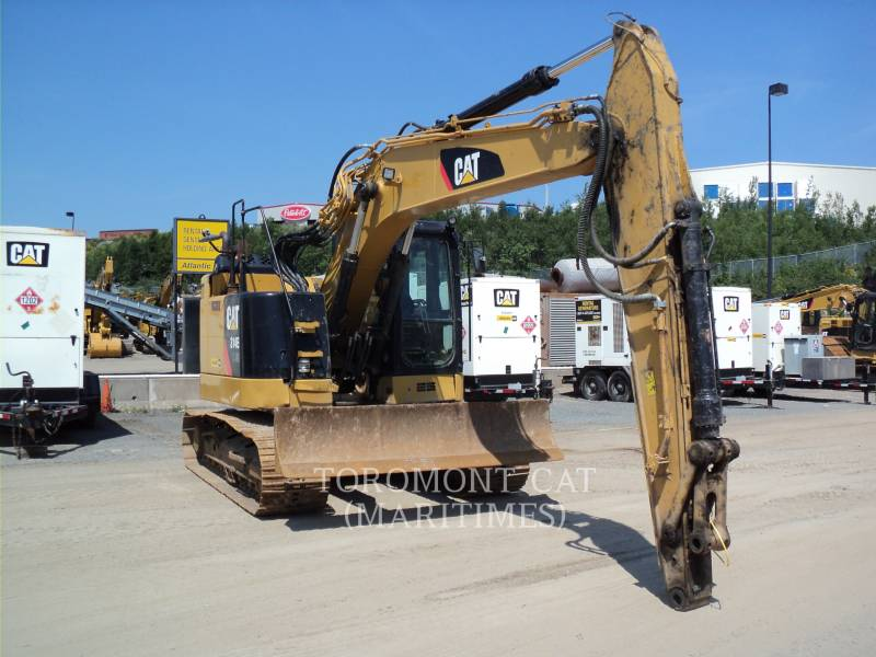 CATERPILLAR ESCAVADEIRAS 314 E L CR equipment  photo 5