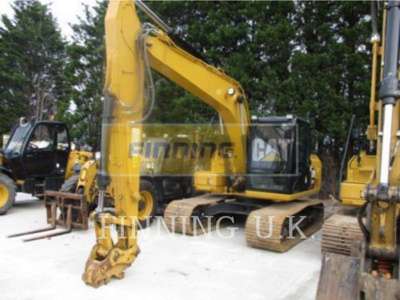 CATERPILLAR TRACK EXCAVATORS 313FLGC equipment  photo 4