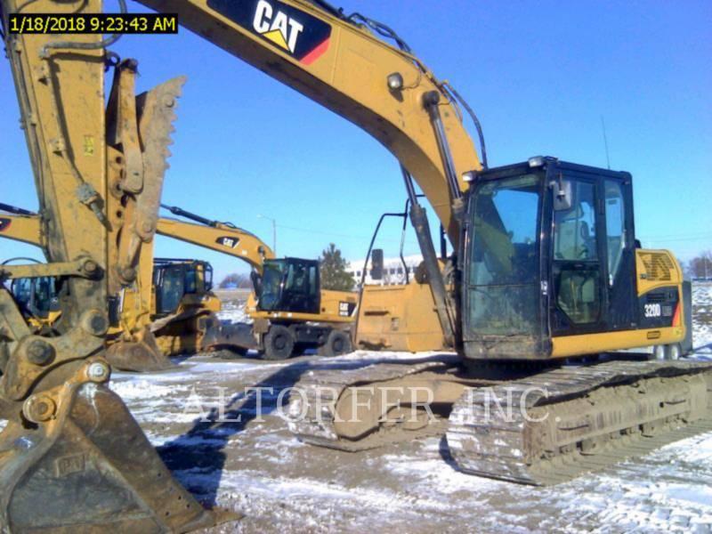CATERPILLAR KOPARKI GĄSIENICOWE 320DL RRTH equipment  photo 2