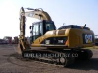 Caterpillar EXCAVATOARE PE ŞENILE 324DL equipment  photo 4