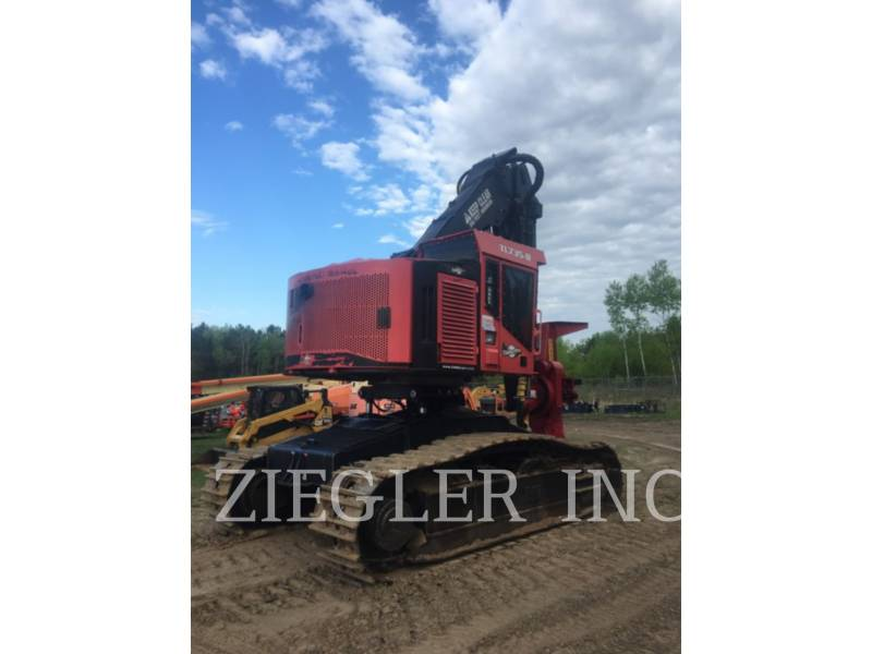 TIMBERPRO FORESTRY - FELLER BUNCHERS - TRACK TL735B equipment  photo 5