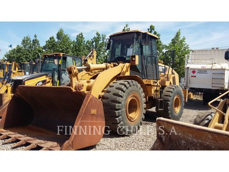 CATERPILLAR PALE GOMMATE/PALE GOMMATE MULTIUSO 962H BR equipment  photo 1