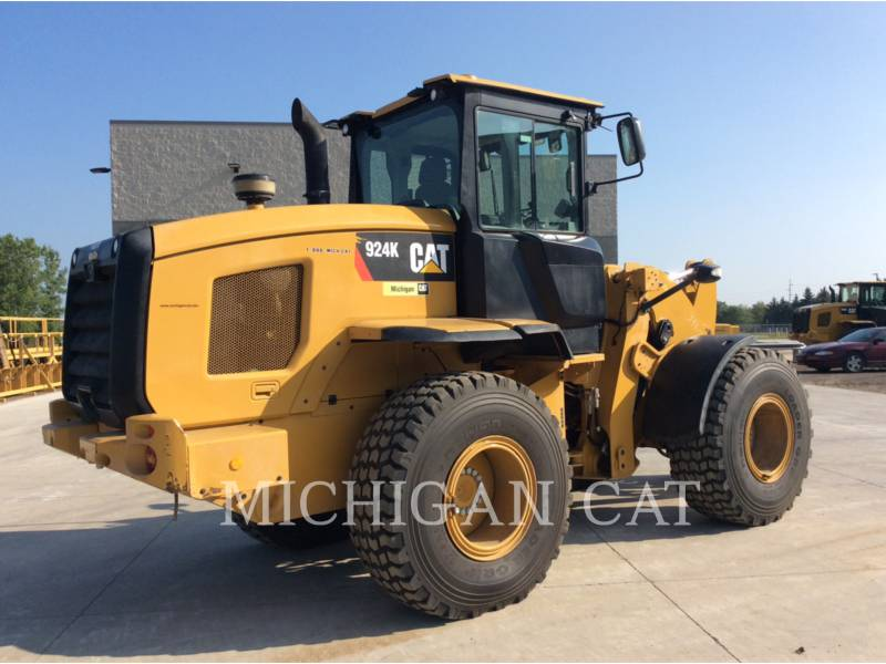 CATERPILLAR WHEEL LOADERS/INTEGRATED TOOLCARRIERS 924K RQ equipment  photo 3