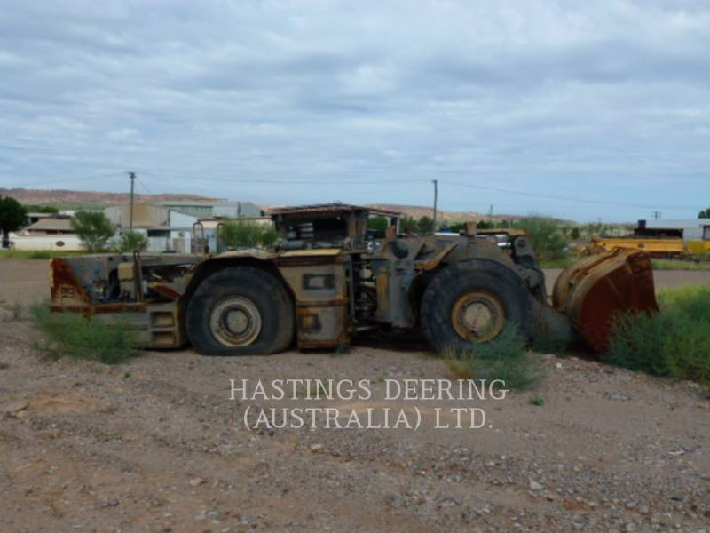 CATERPILLAR UNDERGROUND MINING LOADER R1700G equipment  photo 7