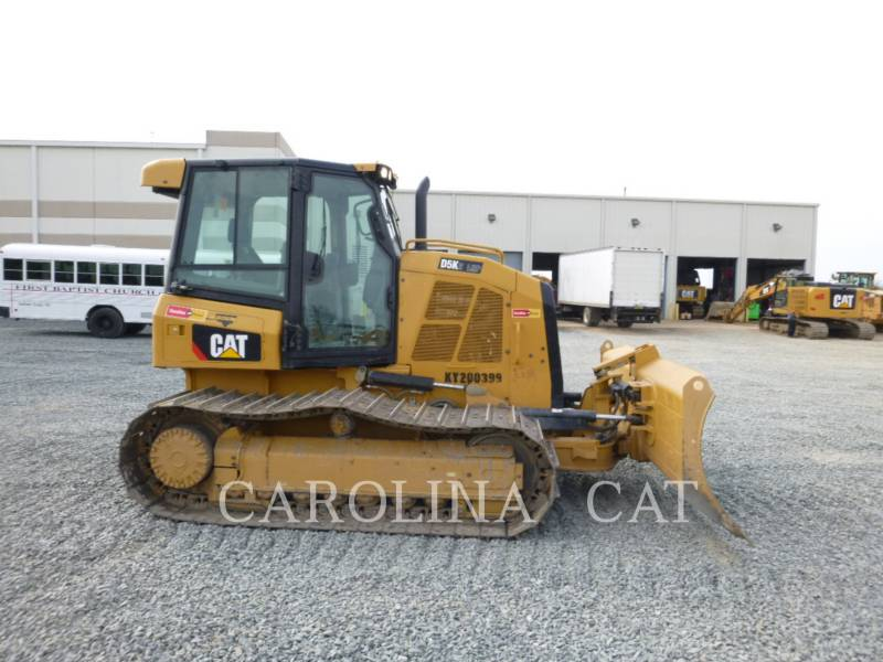 CATERPILLAR TRACK TYPE TRACTORS D5K2 LGPCB equipment  photo 5