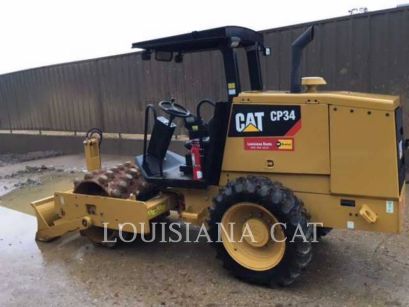 CATERPILLAR COMPACTADORES CP34 equipment  photo 3