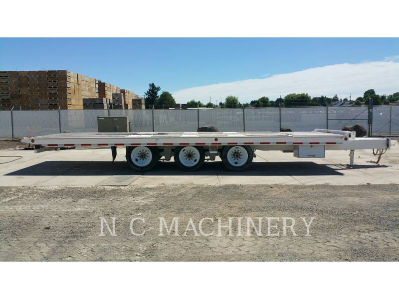 TRAILMAX TRAILERS TRD54T equipment  photo 5