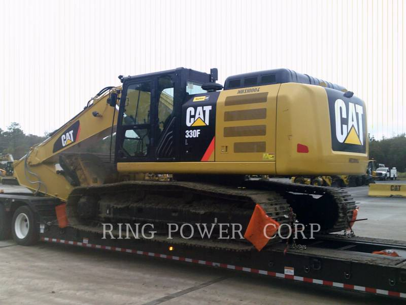 CATERPILLAR KETTEN-HYDRAULIKBAGGER 330FLTHUMB equipment  photo 3