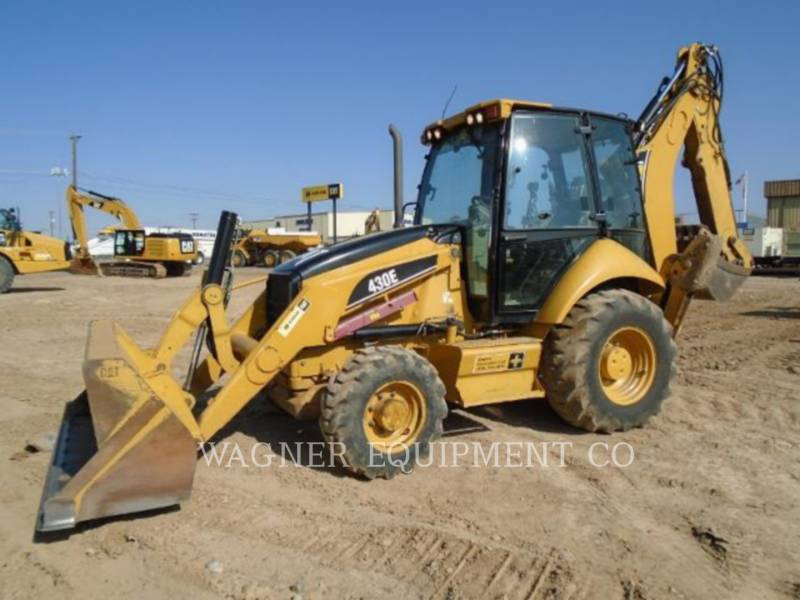 CATERPILLAR RETROESCAVADEIRAS 430E 4WDE equipment  photo 1