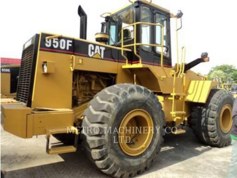 CATERPILLAR WHEEL LOADERS/INTEGRATED TOOLCARRIERS 950FII equipment  photo 5