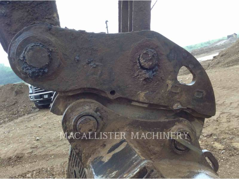 SAMSUNG TRACK EXCAVATORS 350 equipment  photo 17
