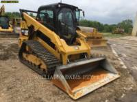 Equipment photo CATERPILLAR 289 D DELTALADER 1
