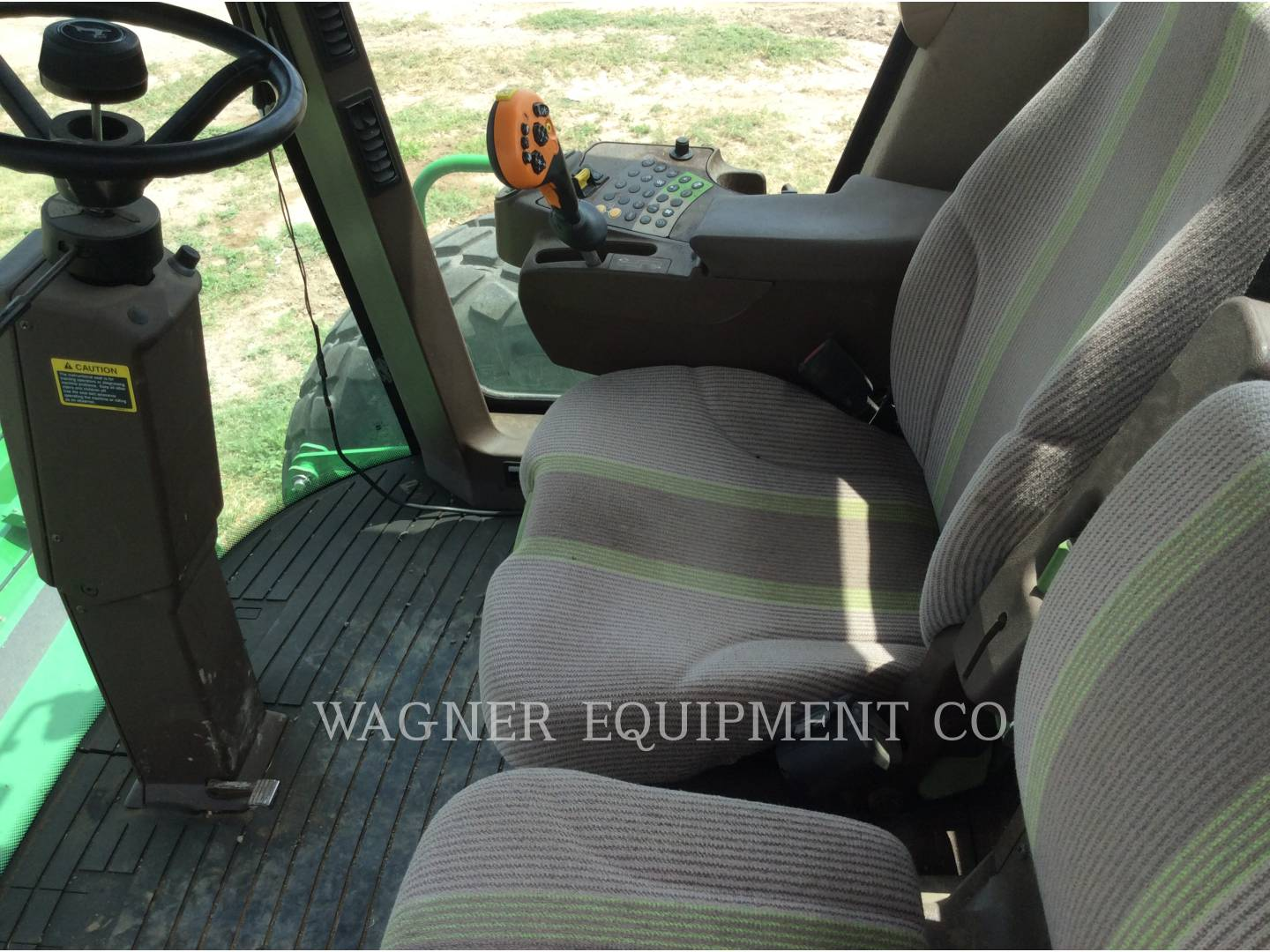 Detail photo of 2011 John Deere R450 from Construction Equipment Guide
