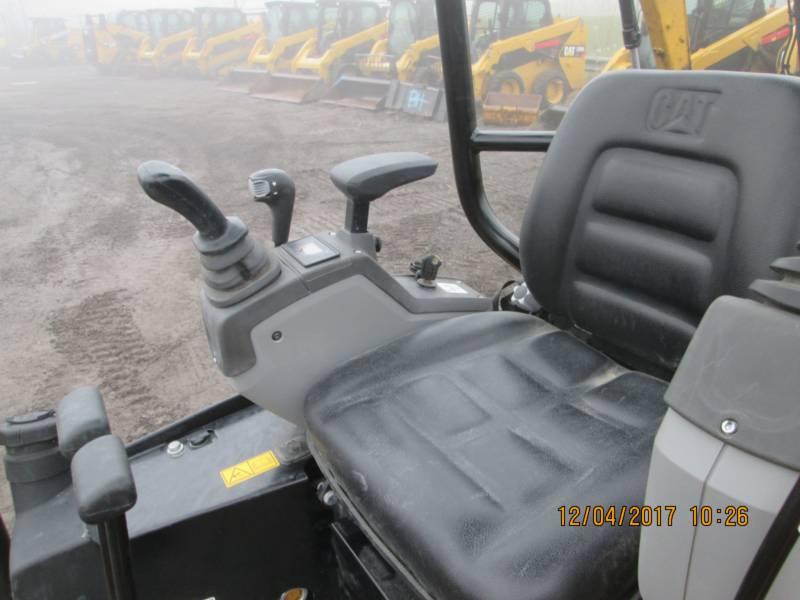 CATERPILLAR TRACK EXCAVATORS 301.7DCR equipment  photo 9