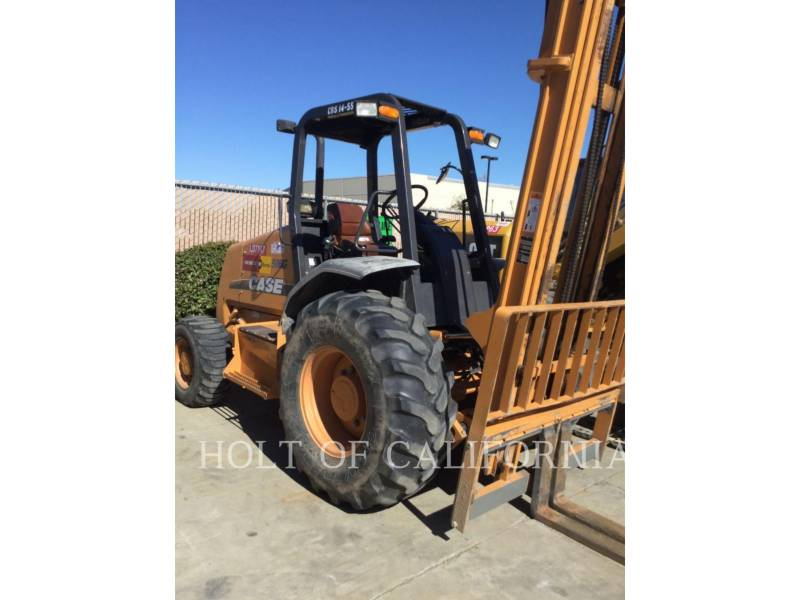 CASE FORKLIFTS 586G equipment  photo 2