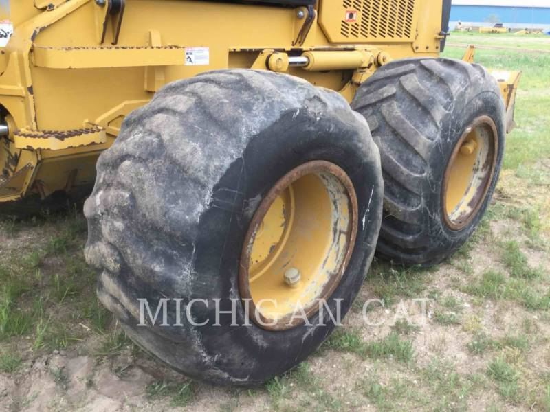 CATERPILLAR FOREST MACHINE 574 equipment  photo 22