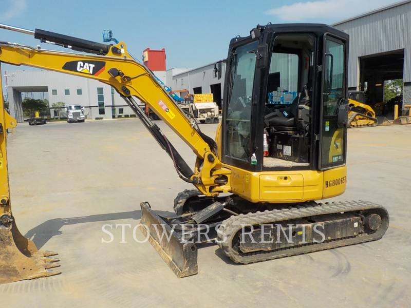 CATERPILLAR EXCAVADORAS DE CADENAS 303.5E CAB equipment  photo 1
