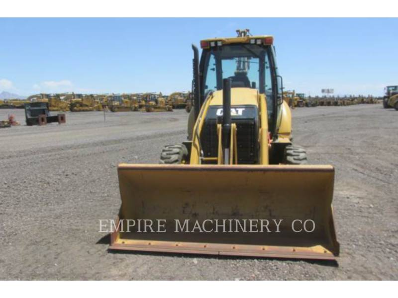 CATERPILLAR RETROEXCAVADORAS CARGADORAS 420F 4EC P equipment  photo 8