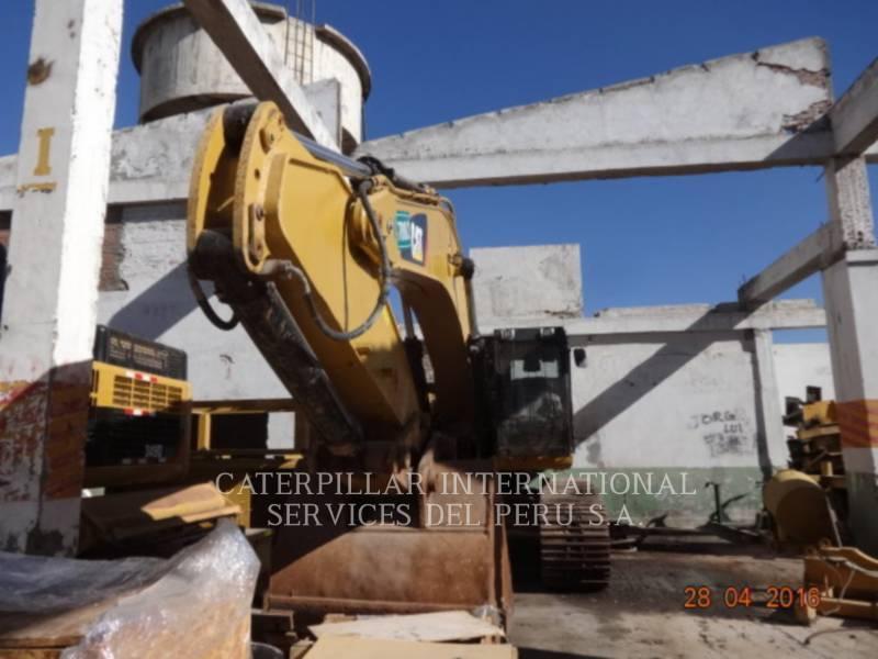 CATERPILLAR PELLES SUR CHAINES 349DL equipment  photo 1