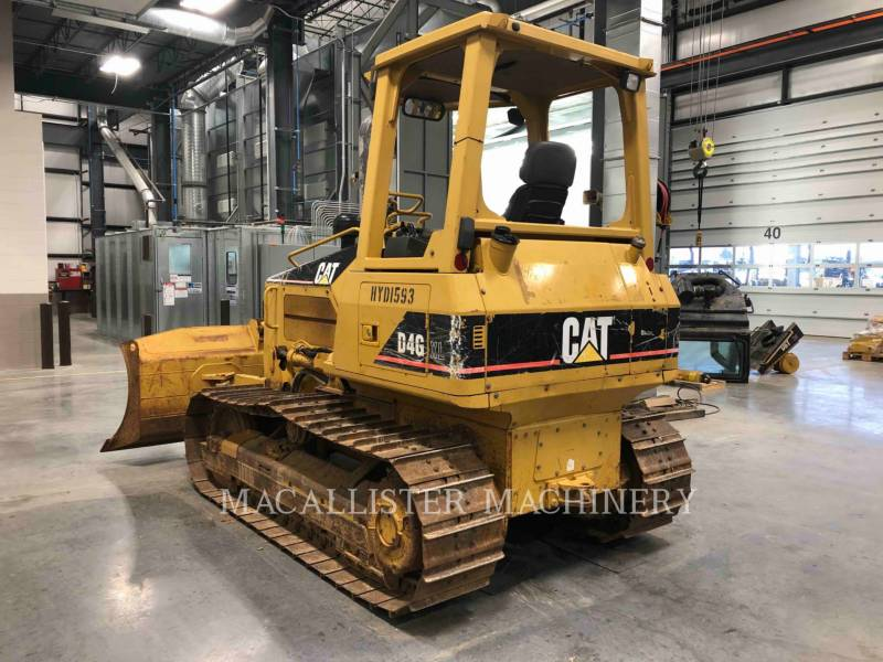 CATERPILLAR TRACK TYPE TRACTORS D4GXL equipment  photo 10