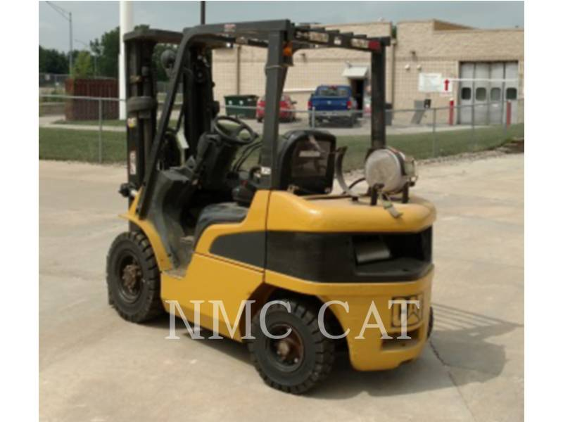 CATERPILLAR LIFT TRUCKS ELEVATOARE CU FURCĂ P5000_MC equipment  photo 2