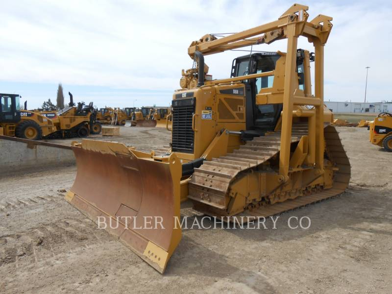 CATERPILLAR TRACK TYPE TRACTORS D6NLGP equipment  photo 1