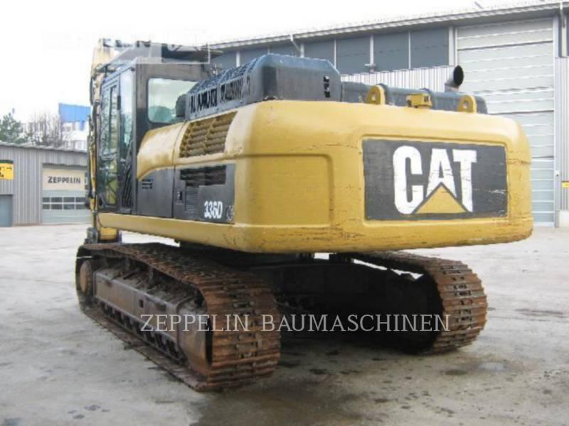 CATERPILLAR KOPARKI GĄSIENICOWE 336DLN equipment  photo 4