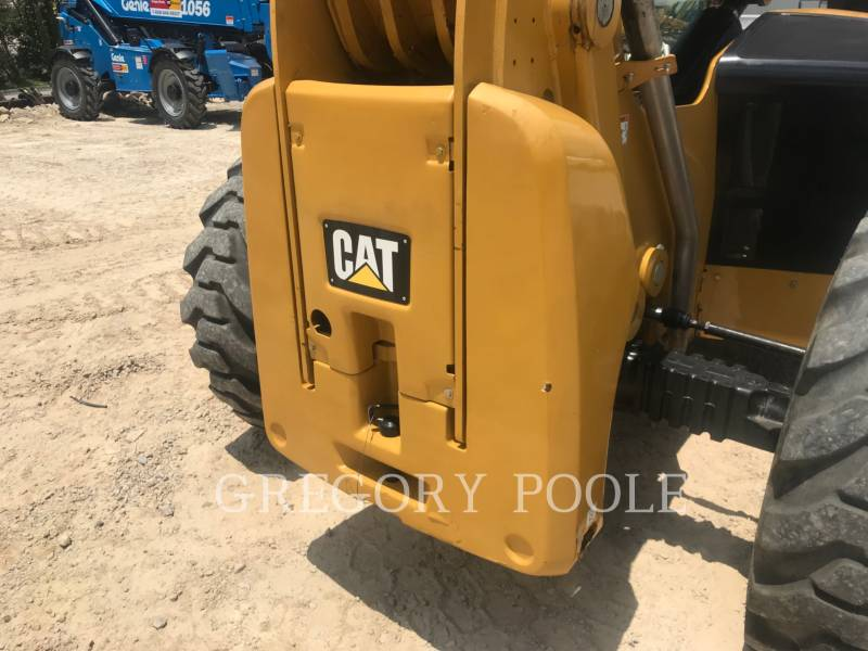 CATERPILLAR TELEHANDLER TL1255D equipment  photo 18