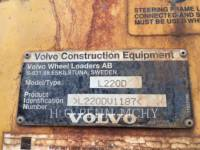 VOLVO CARGADORES DE RUEDAS L220D equipment  photo 5