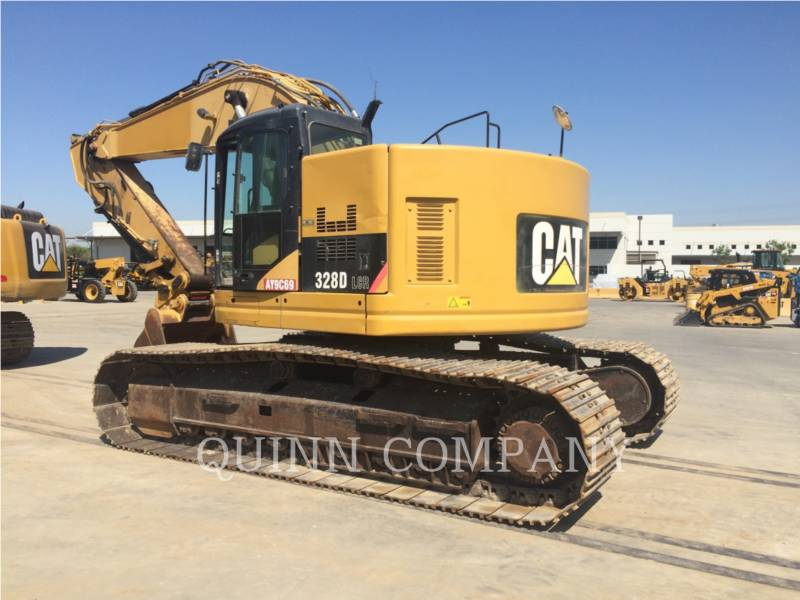 CATERPILLAR ESCAVATORI CINGOLATI 328DLCR equipment  photo 5