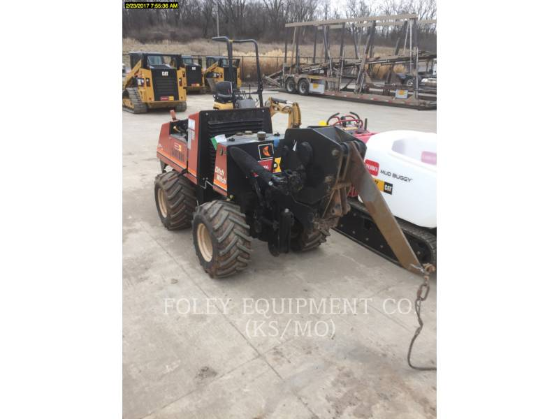 DITCH WITCH (CHARLES MACHINE WORKS) TRENCHERS 410SX equipment  photo 3