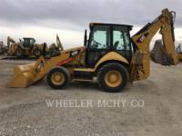 CATERPILLAR CHARGEUSES-PELLETEUSES 420F E equipment  photo 5