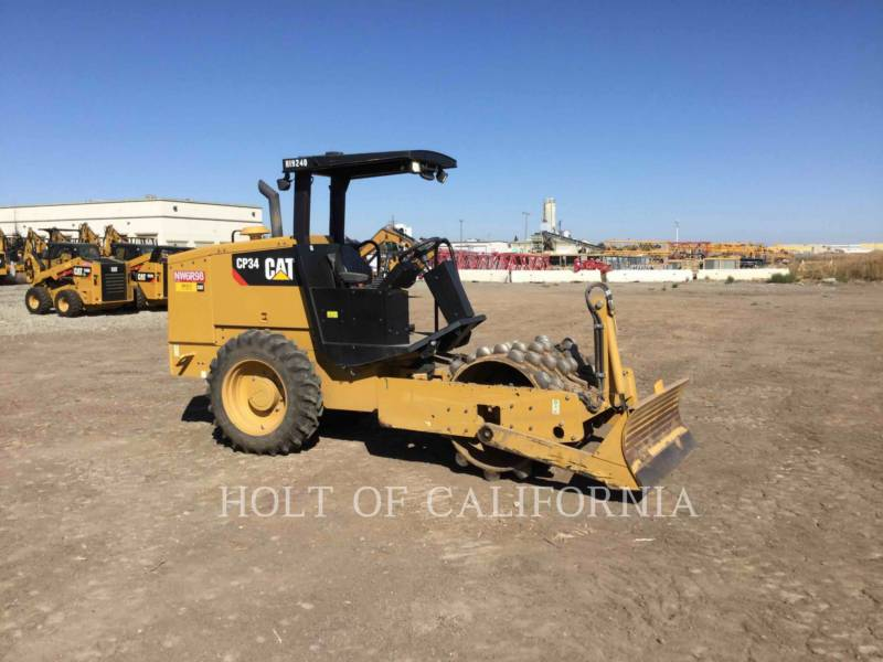 Caterpillar SUPORT TAMBUR SIMPLU PENTRU ASFALT CP34 equipment  photo 3