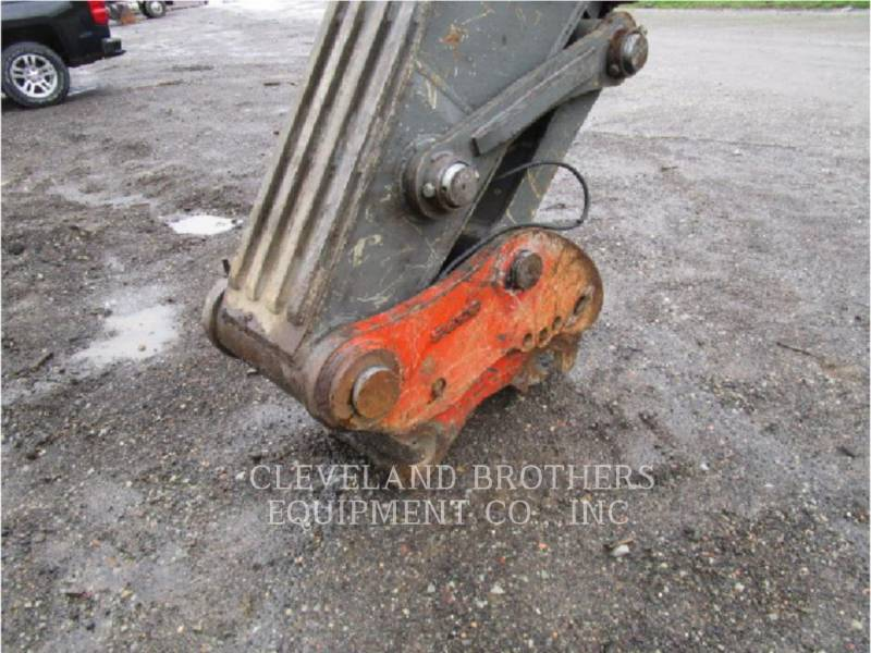 VOLVO CONSTRUCTION EQUIPMENT TRACK EXCAVATORS EC360LC equipment  photo 7