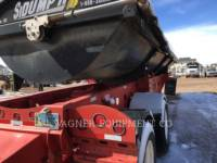 MISCELLANEOUS MFGRS TRAILERS SD402 equipment  photo 4