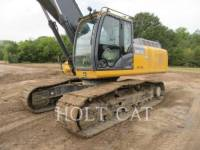 DEERE & CO. TRACK EXCAVATORS 380G equipment  photo 2