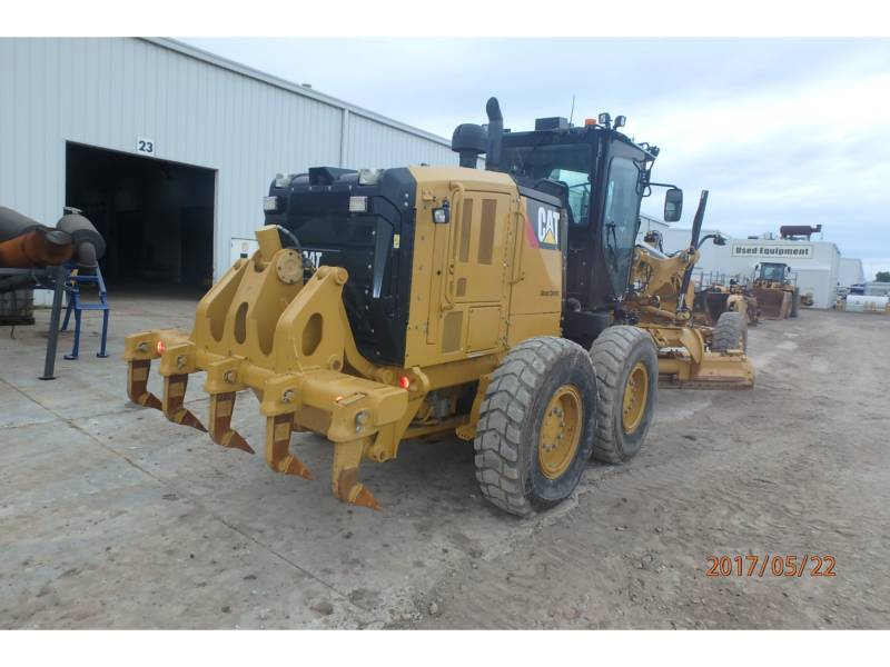 CATERPILLAR NIVELEUSES 160M3AWD equipment  photo 3