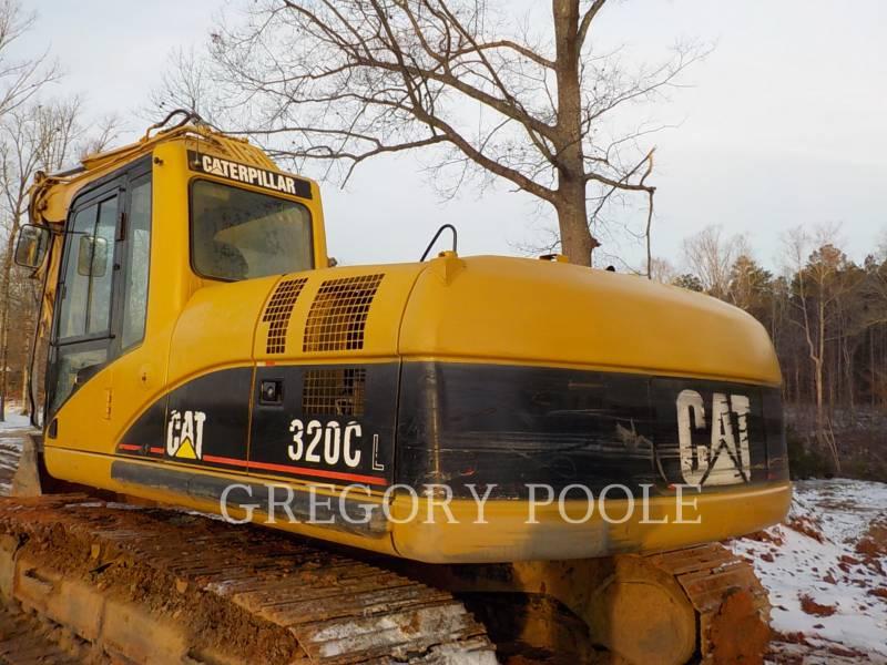 CATERPILLAR ESCAVADEIRAS 320CL equipment  photo 8