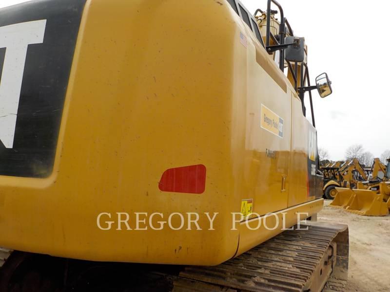 CATERPILLAR TRACK EXCAVATORS 336E equipment  photo 12