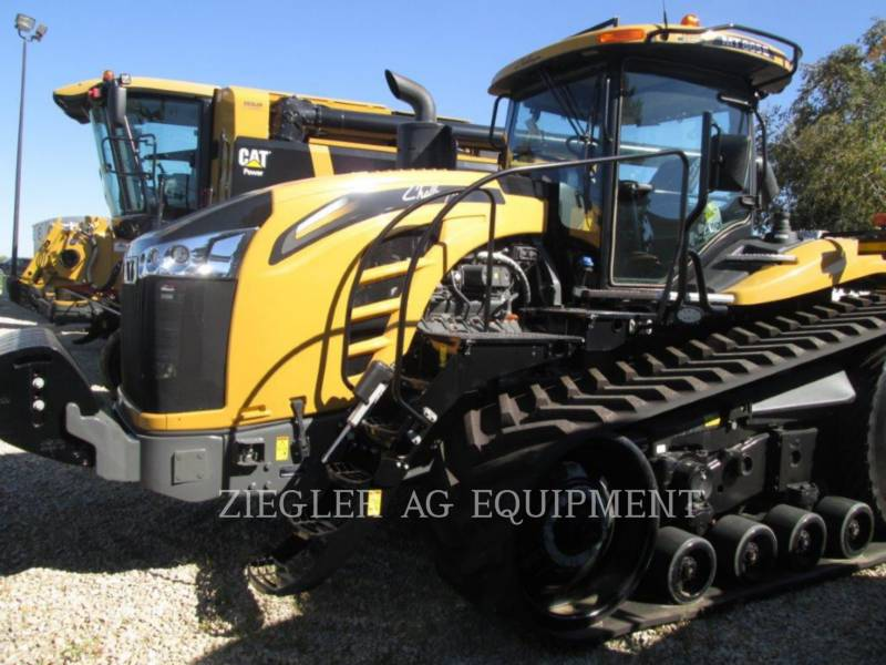 AGCO-CHALLENGER AG TRACTORS MT865E equipment  photo 1