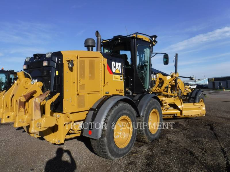 CATERPILLAR MOTOR GRADERS 160M2 LR equipment  photo 4