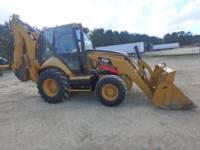 Equipment photo CATERPILLAR 450F バックホーローダ 1