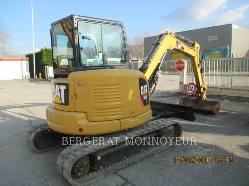 CATERPILLAR KETTEN-HYDRAULIKBAGGER 305E CR equipment  photo 3