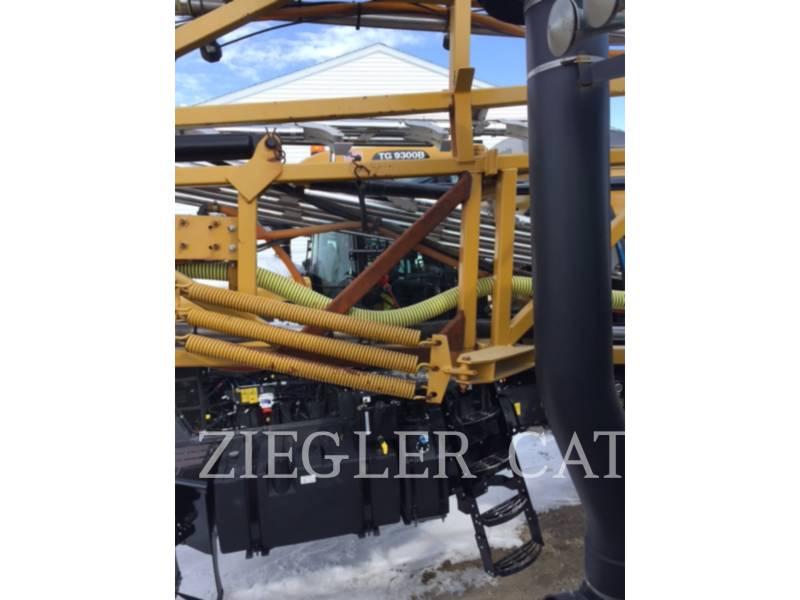 AG-CHEM FLUTUADORES TERRA-GATOR 8103 equipment  photo 18