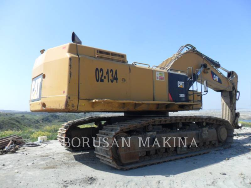 CATERPILLAR KETTEN-HYDRAULIKBAGGER 390DL equipment  photo 4