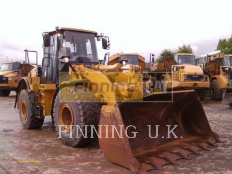 CATERPILLAR WHEEL LOADERS/INTEGRATED TOOLCARRIERS 950H SW equipment  photo 2
