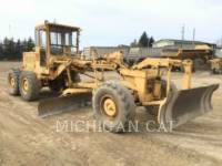 CATERPILLAR NIVELEUSES 120 equipment  photo 1
